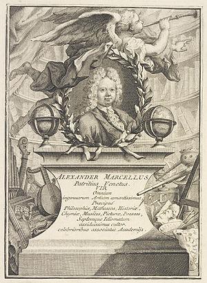 Alessandro Marcello - Alessandro Ignazio Marcello