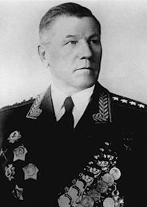 Alexander Gorbatov - Image: Alexander Gorbatov in the 1950s