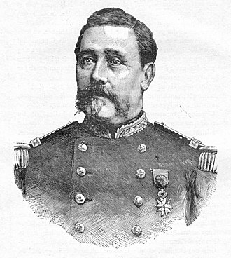 Tonkin Expeditionary Corps - General Alexandre-Eugène Bouët (1833–87)