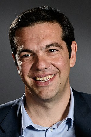 Greek legislative election, June 2012 - Alexis Tsipras