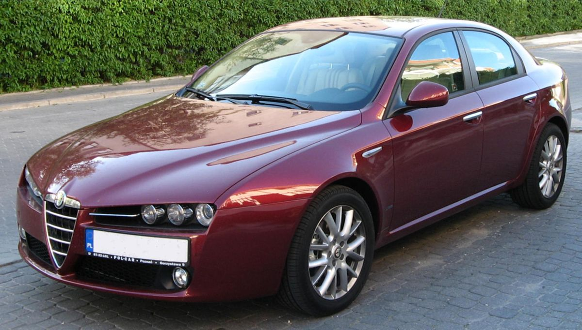 alfa romeo 159 simple english wikipedia the free encyclopedia. Black Bedroom Furniture Sets. Home Design Ideas