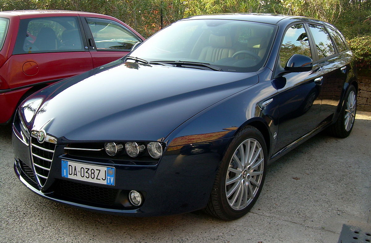 alfa romeo 159 wikipedia. Black Bedroom Furniture Sets. Home Design Ideas