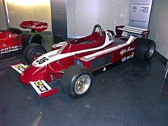 Alfa Romeo 177 - Alfa Romeo 177