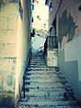 Alfama staircase (14470146230).jpg