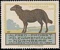 Alfred Probst, Pelzwarenhaus, Nürnberg, Reklamemarkemarke Persianer.jpg