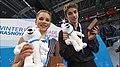 Alisa Efimova and Alexander Korovin at the 2019 Winter Universiade.jpg