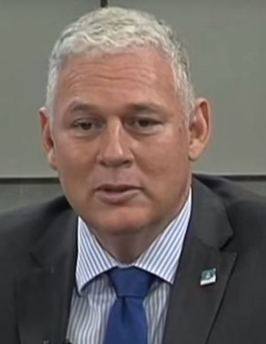 Saint Lucian general election, 2016 - Allen Chastanet
