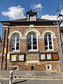 Allonne (60), ancienne mairie, rue de la Mairie 1.JPG