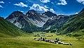 Alps of Switzerland Sertig Dörfli (22013182773).jpg