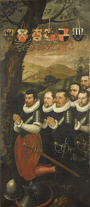 Altaarstuk 1586
