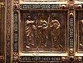 Altare di s. ambrogio, 824-859 ca., retro di vuolvino, storie di sant'ambrogio 04 ordinazione vescovile.jpg