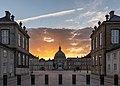 Amalienborg at sunset - Copenhagen, Denmark - August 14, 2021 02.jpg
