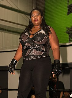 Awesome Kong American professional wrestler