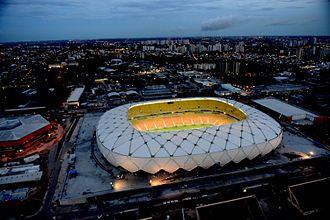 Arena da Amazônia - Image: Amazonia Arena