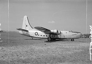 American Aircraft in Royal Air Force Service 1939-1945- Consolidated Liberator. CH18793.jpg