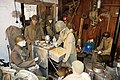 American field kitchen at the Battle of the Bulge (32084927440).jpg