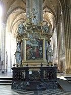 Les Cathédrales du monde ! - Page 2 140px-Amiens_cathedral_019