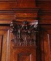 Amsterdam - Ons' Lieve Heer op Solder - main room decoration.JPG