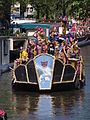 Amsterdam Gay Pride 2013 boat no37 Hot Spot Cafe pic2.JPG