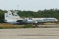 An-26, An-12B and IL-62M at Chkalovsky (8559815517).jpg