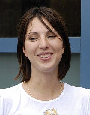 Anastasia Myskina - Image: Anastasia Myskina in 2008