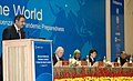 Anbumani Ramdoss addressing the three-day New Delhi International Ministerial Conference on Avian and Pandemic Influenza (4-6 December, 2007), in New Delhi on December 04, 2007.jpg
