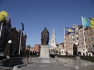 Anderlecht Municipality in Belgium