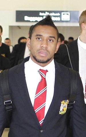 Anderson (footballer, born 1988) - Anderson in 2013