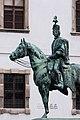 András Hadik statue by György Vastagh, Jr., Hungarian horseman (16235343262).jpg