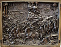 Andrea briosco, storie della vera croce, 04 battaglia di ponte milvio.JPG
