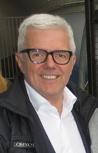 Andreas Wenzel - Wenzel in April 2014
