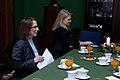 Andrejs Klementjevs tiekas ar Amerikas Savienoto Valstu vēstnieci (6640685621).jpg