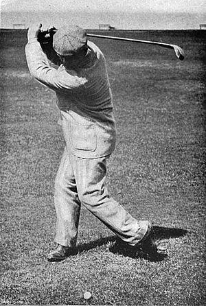 Andrew Kirkaldy (golfer) - Image: Andrew Kirkaldy