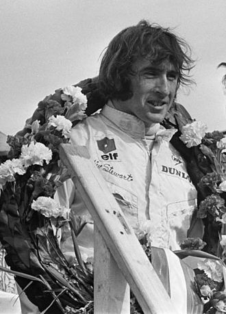 1969 Formula One season - Briton Jackie Stewart won his 1st of 3 championships, driving a Matra-Ford for Ken Tyrrell