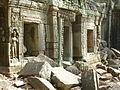 Angkor - Ta Prohm - 044 Building (8580888525).jpg