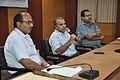 Anil Shrikrishna Manekar Addresses - Valedictory Session - Workshop for Organising World Robot Olympiad - NCSM - Kolkata 2016-06-17 4724.JPG