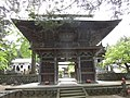 Ankokuji temple sanmon, Yamanobe.jpg