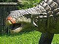 Ankylozaur (Ankylosaurus) - JuraPark Baltow (2).JPG