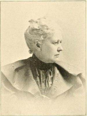 Patrick Walsh (Southern U.S. politician) - Anna Isabella McDonnald