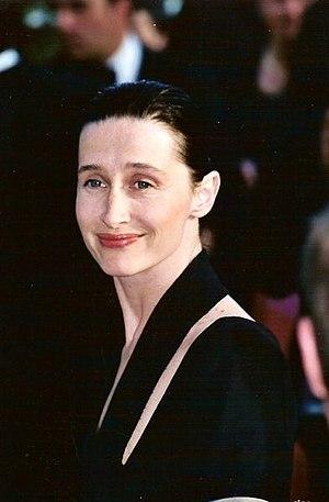 Anne Brochet - Anne Brochet in 2001