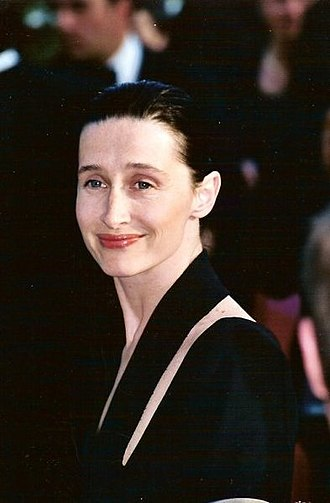 The Story of Marie and Julien - Anne Brochet at the Cannes Film Festival in 2001
