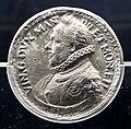Anonimo, medaglia di vincenzo I gonzaga, 1590, in bronzo 01.jpg