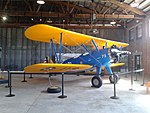 Another trainer aircraft, Tuskegee Airmen NHS.jpg