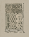 Antiquities of Samarkand. Mausoleum of the Emir Timur Kuragan (Gur-Emir). Section of the Foundation inside the Tomb WDL3573.png
