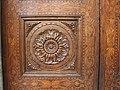 Antonio manetti, porta di accesso alc hiostro di s. lorenzo, 1460, 03.JPG