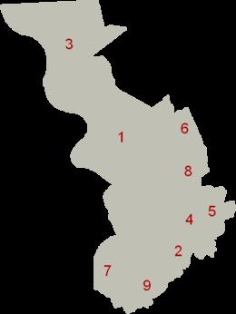 Antwerpen stadsplan