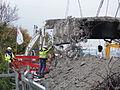Anzin - Démolition du pont de la Bleuse Borne le 3 novembre 2012 (47).JPG