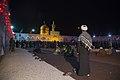 Arba'een Pilgrimage In mehran City, Iran, Shia Muslim 15.jpg