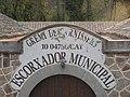 Arc d'entrada de l'Escorxador Municipal.jpg