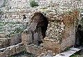 Arch - Ancient Roman odeon - Taormina - Italy 2015.JPG
